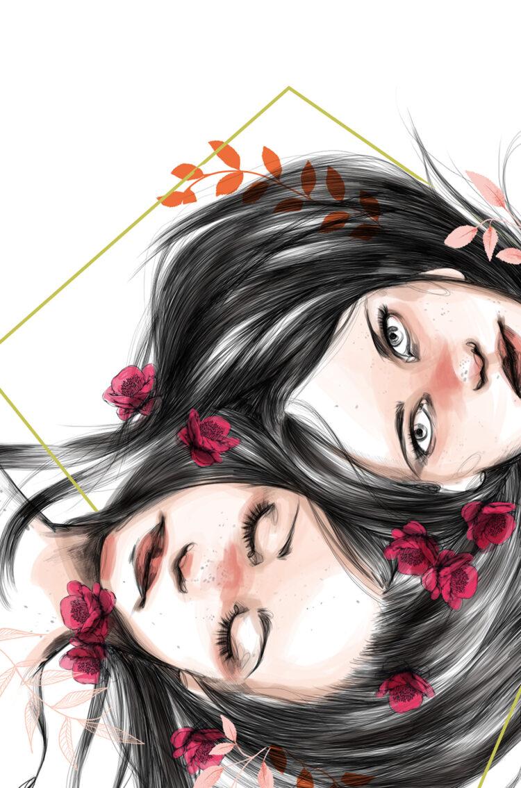 Lily Vainylla, Postdata Ediciones. Ilustración Editorial.